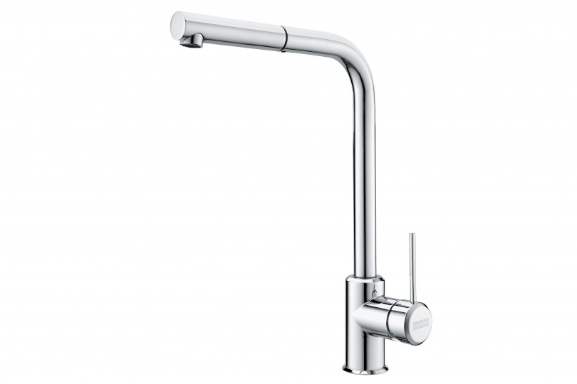 Grifo Cocina Sirius Pull Out Cromo Extraible Franke Minspira