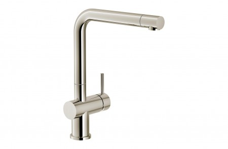 Grifo cocina Active Plus Color Polished Nickel Franke